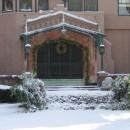 Crossing Jordan/snow/location