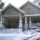 Toyota/snow