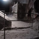 Crossing Jordan/snow/stage