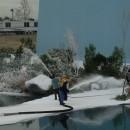 Crossing Jordan/snow/uni backlot.4