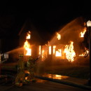 """The Shield"" house fire"