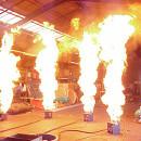 Flame Pots