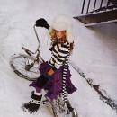 Bazaar/Photo shoot/snow.2